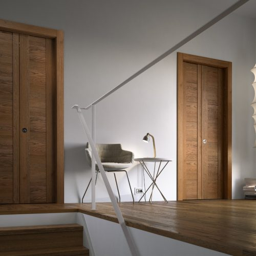 GAROFOLI - Scala portes fermée